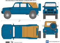 Mercedes-Benz G-Class Maybach Landaulet W463