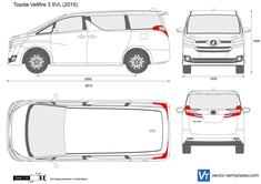 Toyota Vellfire 3.5VL