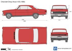Chevrolet Chevy Nova II SS