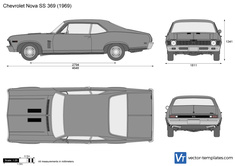 Chevrolet Nova SS 369