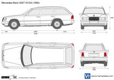 Mercedes-Benz 200T W124