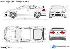 Honda Integra Type-R Touring Car