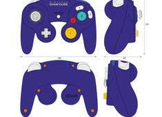 Nintendo Gamecube controller