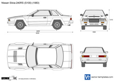 Nissan Silvia 240RS (S100)