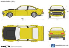 Holden Torana SS A9X