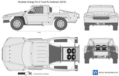 Rockstar Energy Pro 2 Truck RJ Anderson