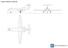 Antonov Beriev An-Be-20
