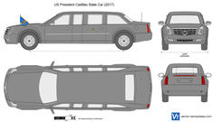 US President Cadillac State Car