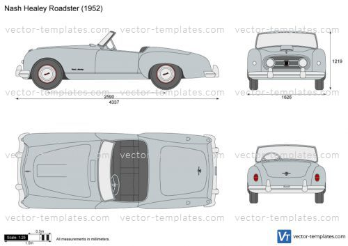 Nash-Healey Roadster