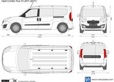 Opel Combo Tour D L2H1