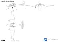 Evektor VUT218 Cobra