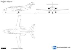 Foxjet ST600-S8