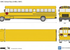 GMC School Bus (5 MB)