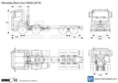 Mercedes-Benz Axor 3340S