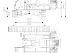 Liebherr LR 1160 160t