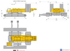 Liebherr LR 1600.2 Crawler Crane