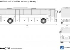 Mercedes-Benz Tourismo RH M Euro VI (C 632.440)