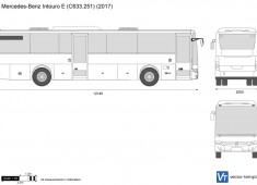 Mercedes-Benz Intouro E (C633.251)