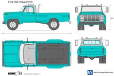 Ford F-600 Pickup