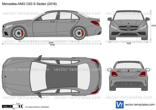 Mercedes-AMG C63 S Sedan