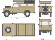 Land Rover Defender 110 Offroad