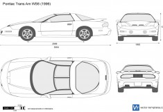 Pontiac Trans Am WS6