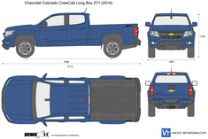 Chevrolet Colorado CrewCab Long Box Z71