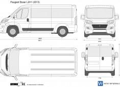 Peugeot Boxer L2H1