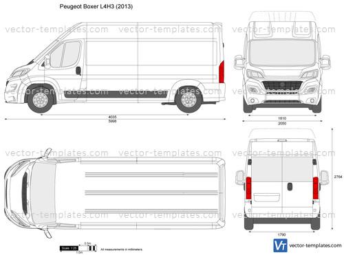 Peugeot Boxer L4H3