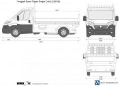 Peugeot Boxer Tipper Single Cab L2