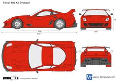Ferrari 599 XX Evolution