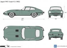 Jaguar XKE Coupe 4.2