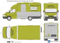 Mercedes-Benz Sprinter (London Ambulance Service)