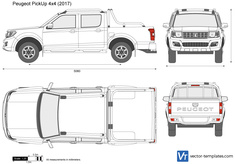 Peugeot PickUp 4x4
