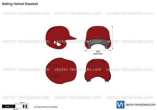 Batting Helmet Baseball