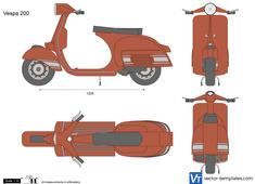 Vespa 200