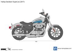 Harley-Davidson SuperLow