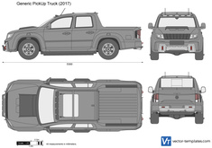 Generic PickUp Truck