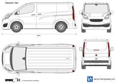 Generic Van