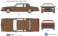 Buick Electra Park Avenue Coupe