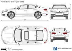 Honda Spirior Sport Hybrid