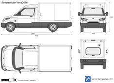Streetscooter Van