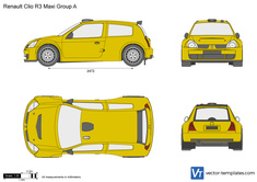 Renault Clio R3 Maxi Group A