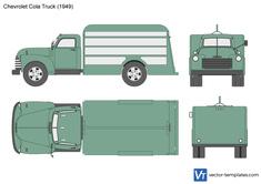 Chevrolet Cola Truck