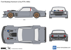 Ford Mustang Hoonicorn v2 by RTR