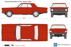 Plymouth Belvedere 2-Door Sedan
