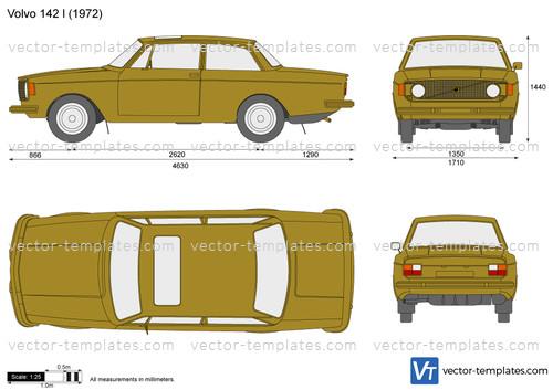 Volvo 142 l