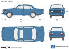 Volvo 144 I