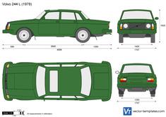 Volvo 244 L