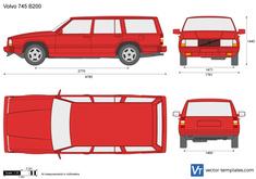 Volvo 745 B200